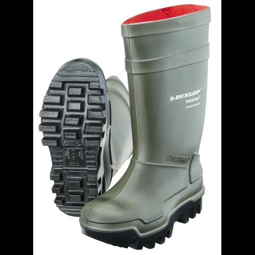 45 DUNLOP Wathose Pricemastor grün Gr Bekleidung & Schutzausrüstung