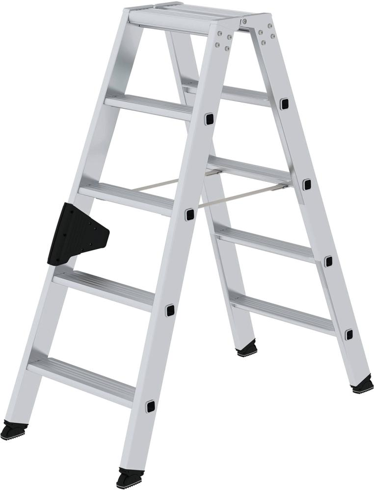 deeg onlineshop stufen stehleiter alu 2x5 stufen 7830653022. Black Bedroom Furniture Sets. Home Design Ideas